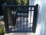 aluminum-man-gate