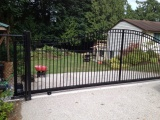 Automated Aluminum Sliding Gate