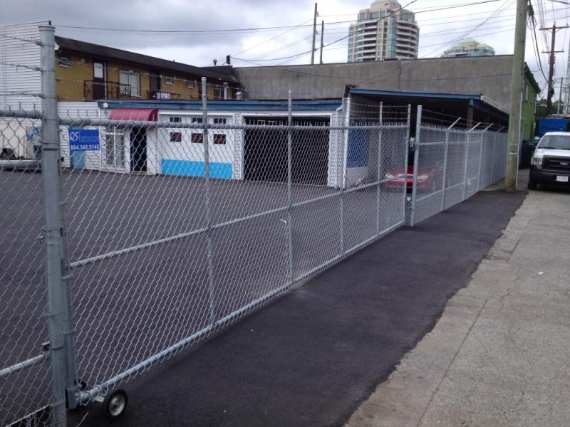 Chain Link Fences Qs Fencing Ltd