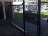 1 Inch Chainlink Gate