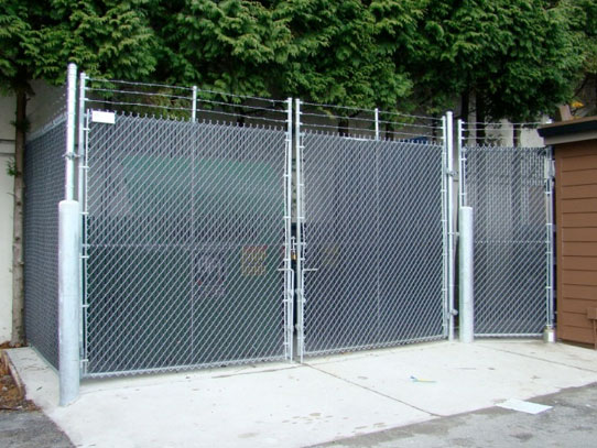 chain-link-with-privacy-slats