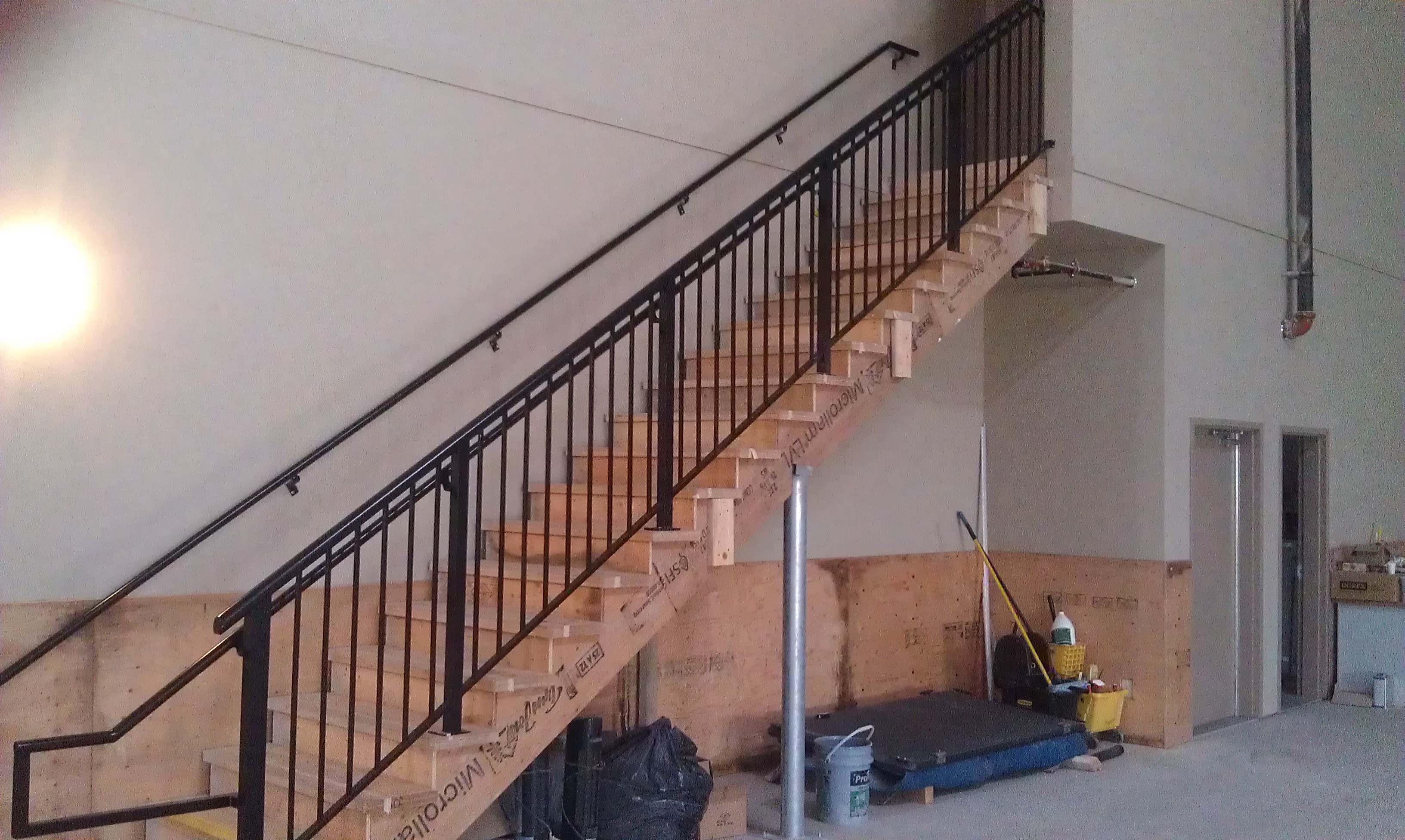 Aluminum Handrails for Stairs