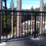 Aluminum Picket Railing 1