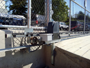Automated Sliding Gate-Motor