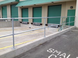 Steel Galvanized Railing