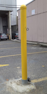 QS Fencing, Vancouver - Removable and Lockable Bollard