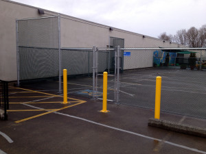 Vancouver Bollard Manufacturing and installation - QS Fencing
